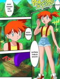 Yamamoto PokePoke Pokémon Spanish VerComicsPorno