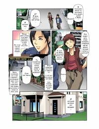 San Kento Tomodachi no Haha o Netoru ~Osaerarenai Shoudou Ch. 4-7 Russian Digital