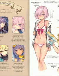 C92 Ichigo Trousers Kaguyuzu F-GIRLS Fate/Grand Order