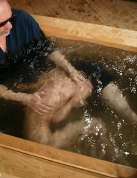 Water Bondage Ageha Asagi- Osada Steve