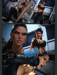 Looks Can Kill – MvX Strip-Fight
