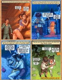 Tufos- Tales Grandma Doesn't Tell 4 Rapunzel