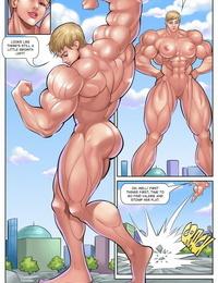Muscle Aficionado – Powerful Flavor 5