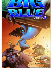 Bot – Thick Blue – Juggs of Justice 2