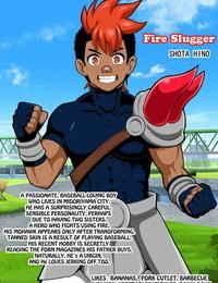 Akuochisukii Kyoushitsu – Fire Slugger