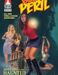 Paula Peril – Haunted Hotel
