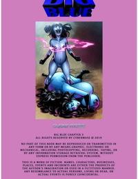 Bot – Big Blue – Juggs of Justice 3