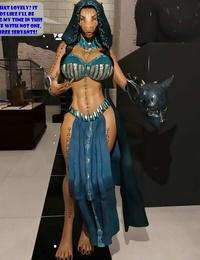 Mp creative – A Goddess Reborn 2
