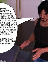Mature3dcomics – Mummy Motivation 5