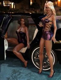 Glamour Soiree Nights 1 by Cosmics3DAngels
