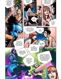 Bot – Huge Blue – Juggs of Justice 4
