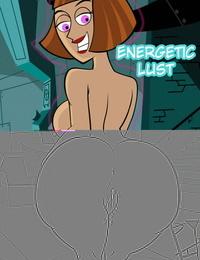Dark DP- Energetic Lust Danny Phantom