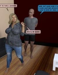 Treedeeerotica Book 1 – The massagist : Liz goes for it