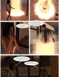 DarkKnight- Demon Huntress Chapter 3