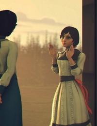Bioshock Infinite Irresistible Seduction with Elizabeth