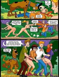 Scooby-Toon – The Weirdo Scarecrow 5