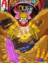 Loonyjams- Quest for Power Super Mario Bros
