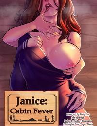 Sorje- Janice Cabin Fever Melkormancin