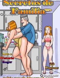 Rogerius – Secretos de familia