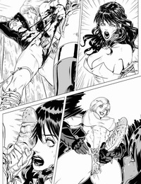 Raven And Zatannas Doom