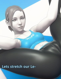 Wii FIT - Basic Exercise
