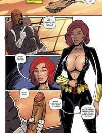 Avengers XXX - Black Ops
