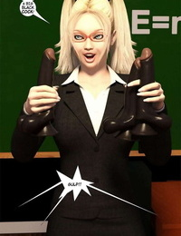 Fresh Arkham For Superheroines 3 - Back To… - part 3