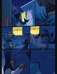 A Sharkowski Comic