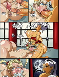 Side Dishes 5 - Futa Fighters - part 4