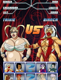 Side Dishes 5 - Futa Fighters - part 5