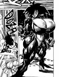 Genkai Toppa Wrestling 20 - Similar - part 2