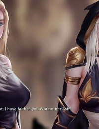 League NTR - Warmother 1