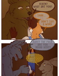 The Vixen And The Bear 2 - The Hunt For… - part 3
