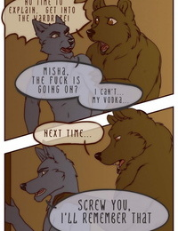 The Vixen And The Bear 2 - The Hunt For…