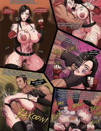 A Day With Tifa Lockheart