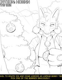 Hildegards Quest For Aura - Mightyena - part 2