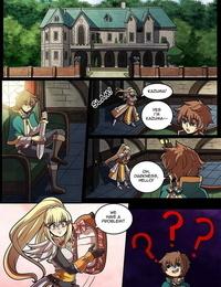 Konosubass - Darkness Quest! - part 2