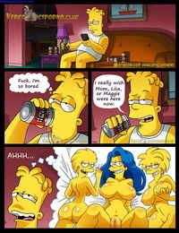 The Simpsons - Theres No Hookup Without EX - part 4