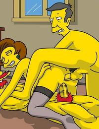 Edna Krabappel Bitchy Hard