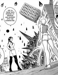 Hentai Devil Huntress 5