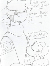 Heart And The Armless Thief - part 2
