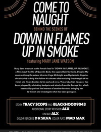 Come To Naught - Down In Flames, Up In S…