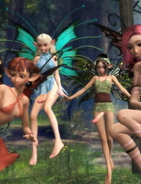 3D Miscellaneous Futa and Fairies