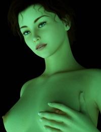 Cyprine 3D Art - part 7