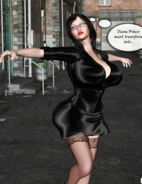B69 Citizen Wonder Girl