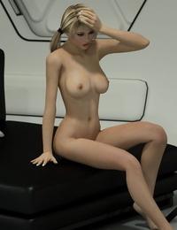 Harlequin-3D Alien - part 2