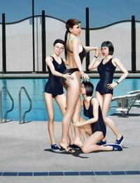 Hot and lesbian Women 3d Gallery - part 4