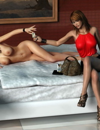 Hot and lesbian Squealing 3d Gallery - part 5