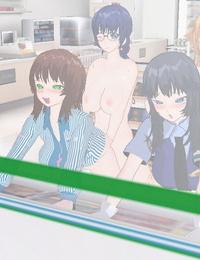 Custom-made Girl Futa transformation 1