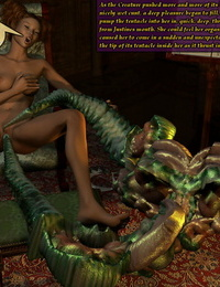 DarkSoul3D Cthulhu Chronicles Library Horror